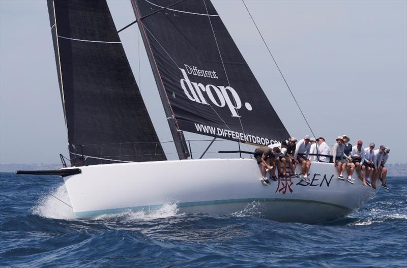 TP52 Zen - Sydney Short Ocean Racing Championship 2020 - photo © Tilly Lock Media