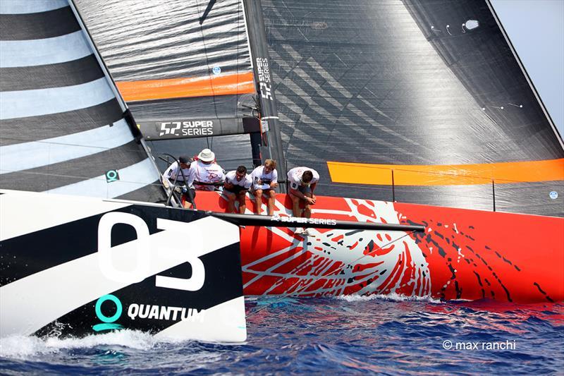 52 Super Series Puerto Portals Sailing Week - Day 1 - photo © Max Ranchi / www.maxranchi.com