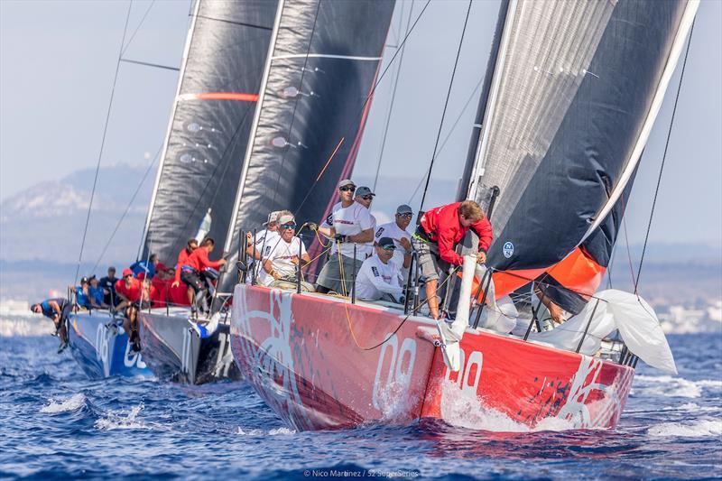 Puerto Portals 52 Super Series Sailing Week – Day 2 - photo © Nico Martimez / Martinez Studio