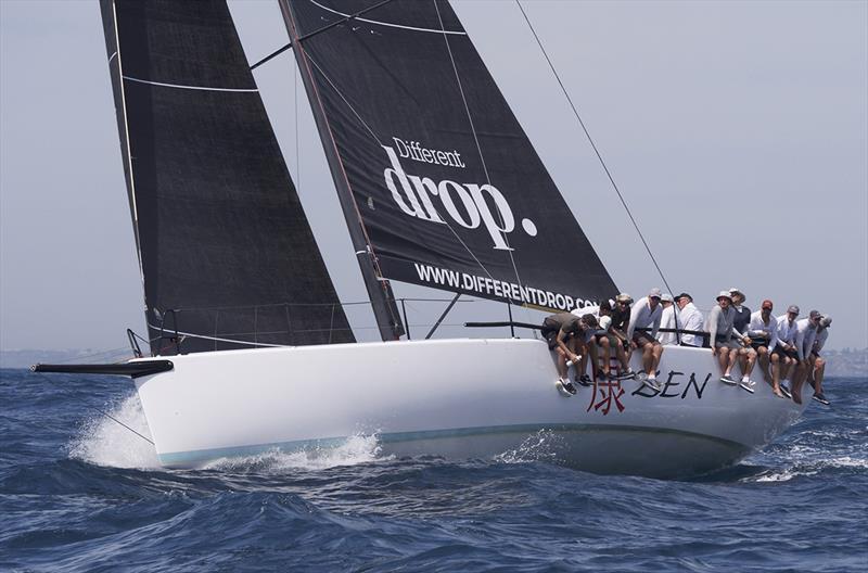 Gordon Ketelbeys TP52 Zen - Sydney Short Ocean Racing Championship - photo © Tilly Lock Media