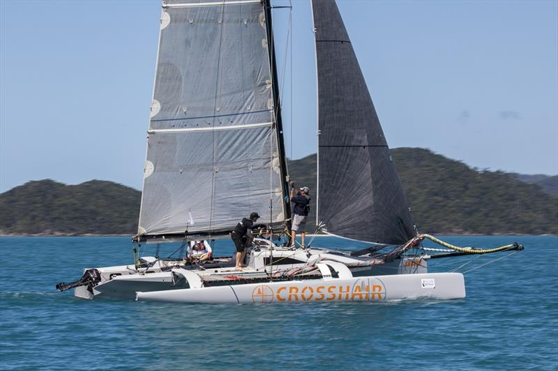 Crosshair from SA is coming back - Airlie Beach Race Week - photo © Andrea Francolini