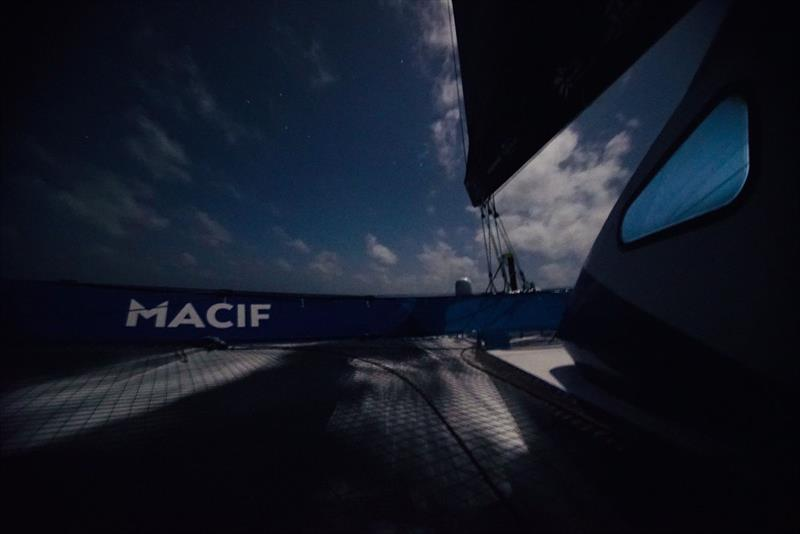 Macif - Brest Atlantiques 2019 photo copyright Jérémy Eloy / Macif  taken at  and featuring the Trimaran class