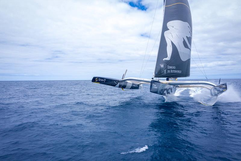 Brest Atlantiques Day 20: Criss crossing up the Atlantic