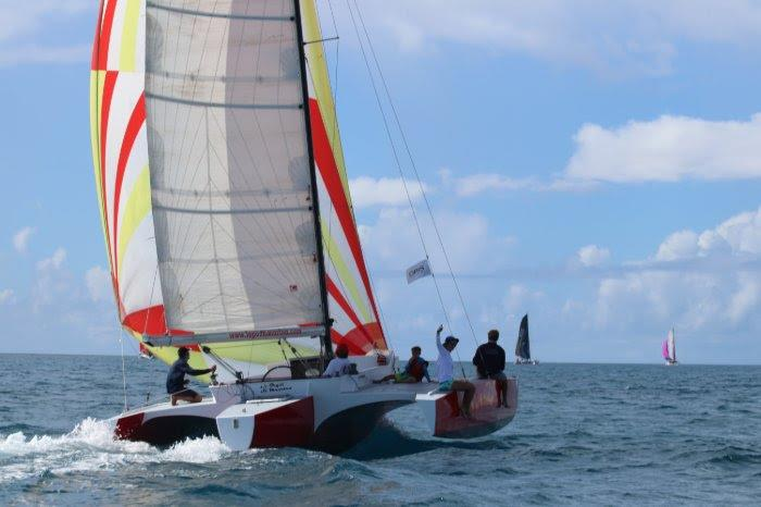 Tryst Caribbean Multihull Challenge 2019 - photo © Herb McCormick