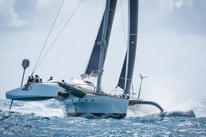 Finn - Caribbean Multihull Challenge 2020 © Sint Maarten Yacht Club