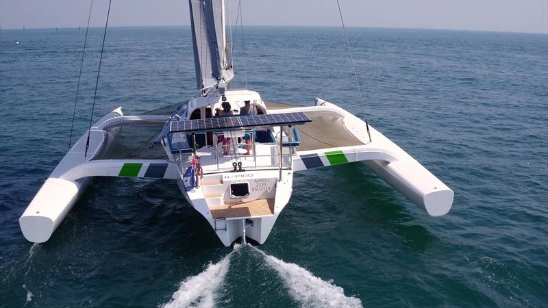 Rapido 60 / Multihull Solutions is now the Asia Pacific dealer for Rapido Trimarans. - photo © Multihull Solutions