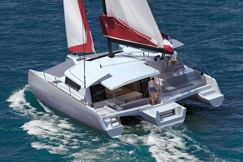 NEEL Trimarans has announced its latest model, the compact NEEL 43. - photo © Kate Elkington