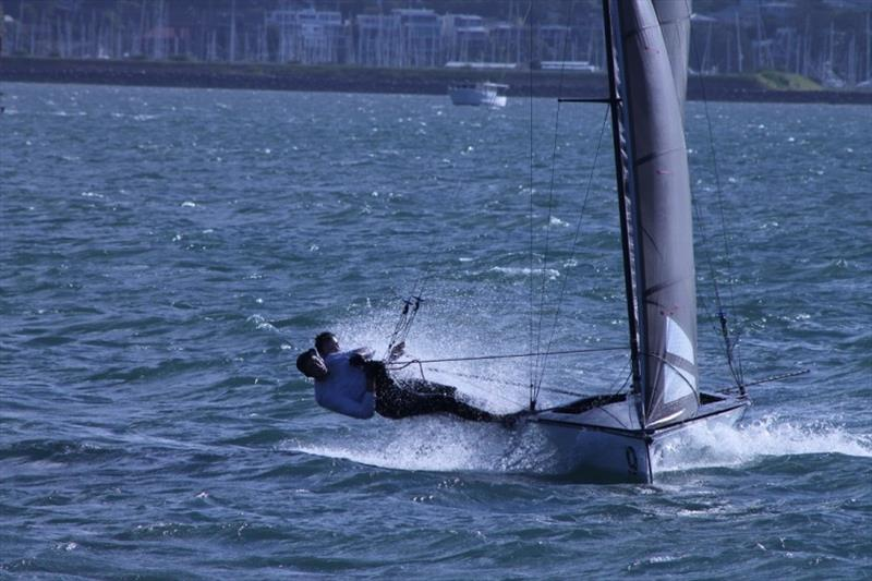 Terms and Conditions - moving on up - 12ft Skiff Interdominion - photo © John Williams