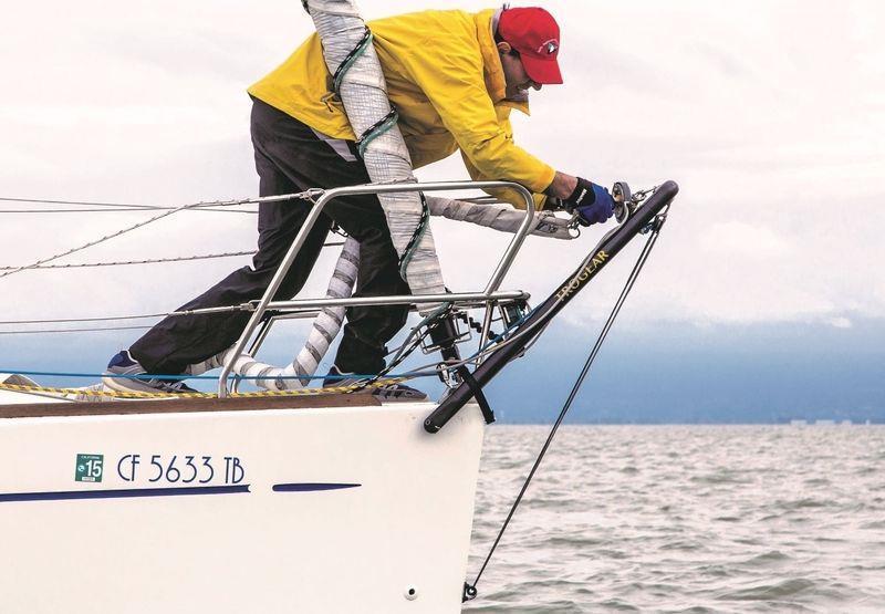 Sailing - Magazine cover