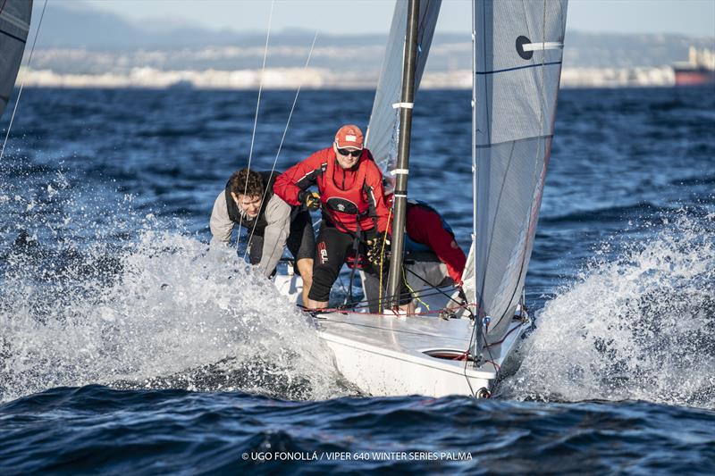 Viper 640 Winter Series Palma Event 1: Trofeo Sant Sebastian
