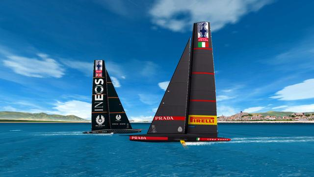 e-PRADA Cup - photo © Virtual Regatta
