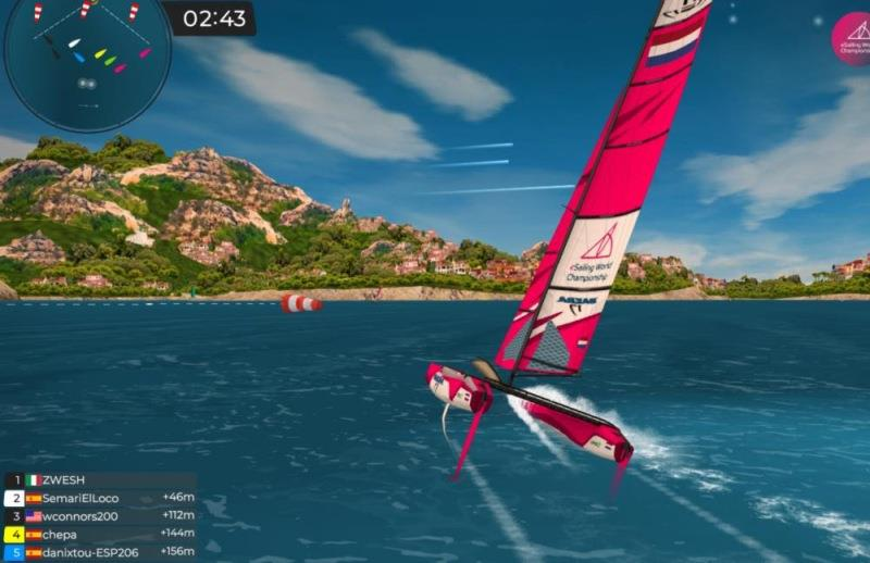 There has been a huge rise in the number of players on Virtual Regatta - photo © World Sailing