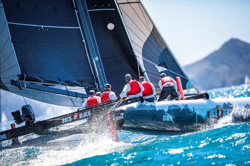 Back in Black Extreme 40 day 4 racing - 2019 Hamilton Island Race Week - photo © Salty Dingo