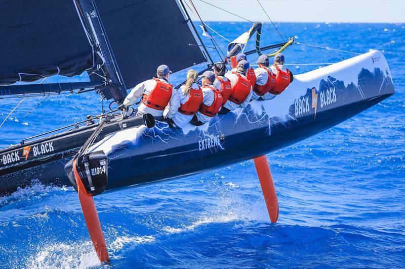 Festival of Sails long-range forecast Extreme
