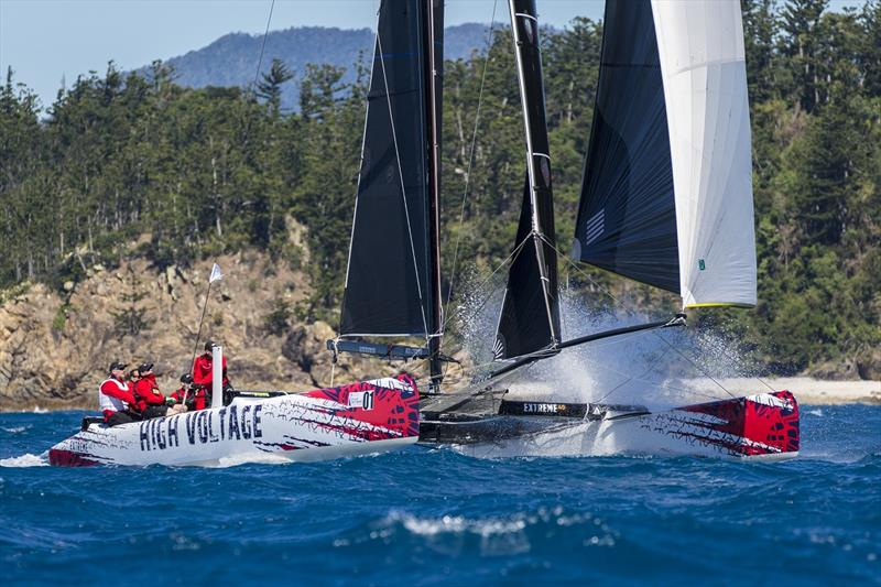 The Extreme 40's will be part of the package again - Airlie Beach Race Week 2019 - photo © Andrea Francolini