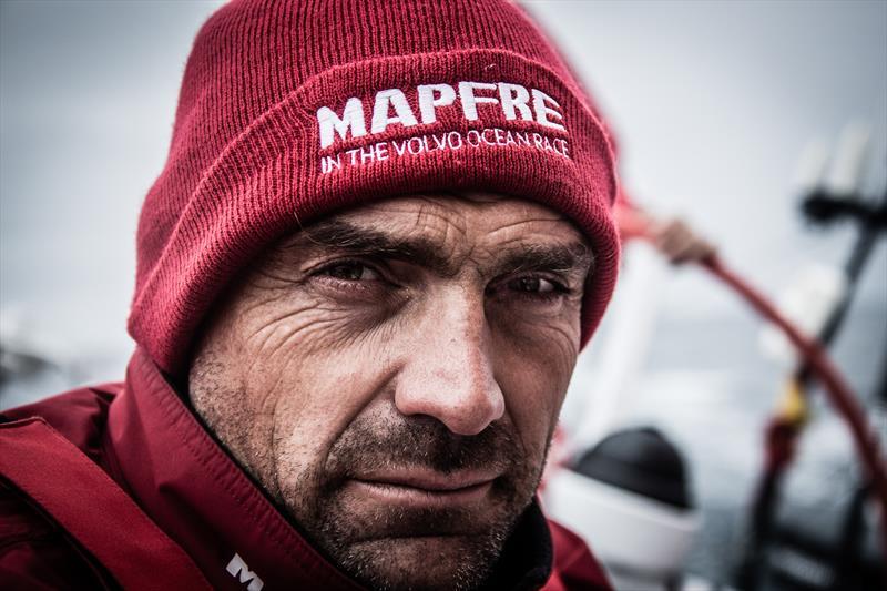 Xabi Fernández to skipper MAPFRE in the Volvo Ocean Race 2017-18 - photo © Francisco Vignale / MAPFRE / Volvo Ocean Race