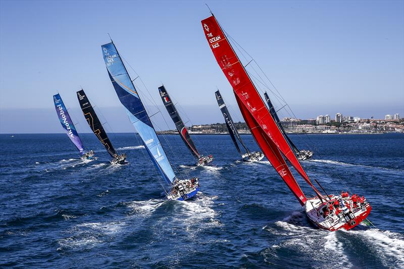 Coastal Racing in The Ocean Race Europe - photo © Sailing Energy / The Ocean Race