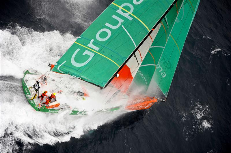The Volvo Ocean Race 2011-12 Official Film