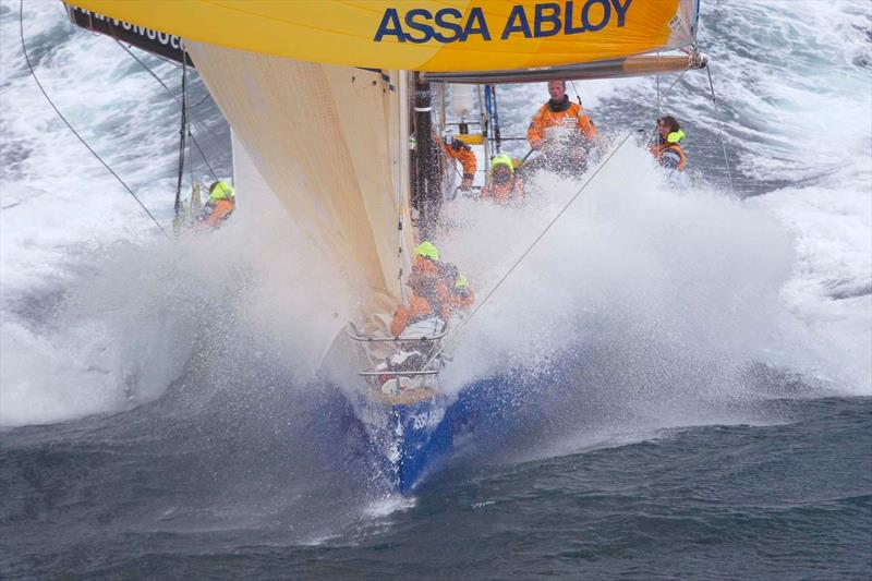Volvo Ocean Race 2001/02 - photo © Volvo Ocean Race