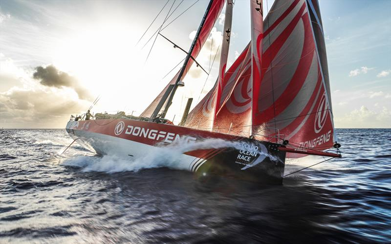 Volvo Ocean Race: Leg 4 - Image gallery - the view from above