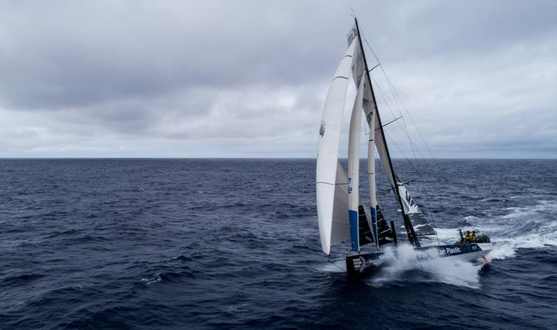 Leg 6 to Auckland, day 6 on board Turn the Tide on Plastic. 12 February, . - photo © James Blake / Volvo Ocean Race
