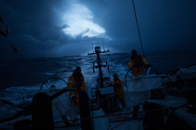 Leg 7 from Auckland to Itajai, day 11 on board Turn the Tide on Plastic. 28 March, . - photo © Sam Greenfield / Volvo Ocean Race
