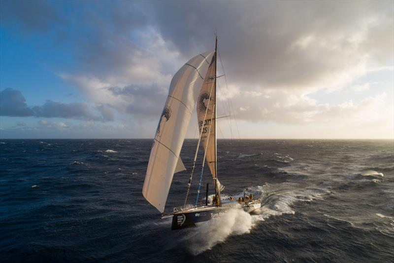 Leg 7 from Auckland to Itajai, day 12 on board Turn the Tide on Plastic. 28 March, . - photo © Sam Greenfield / Volvo Ocean Race
