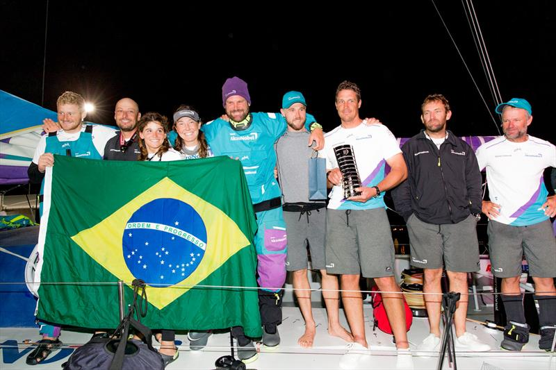 Leg 7 from Auckland to Itajai. Arrivals in Itajai. 05 April, . - photo © Pedro Martinez / Volvo Ocean Race