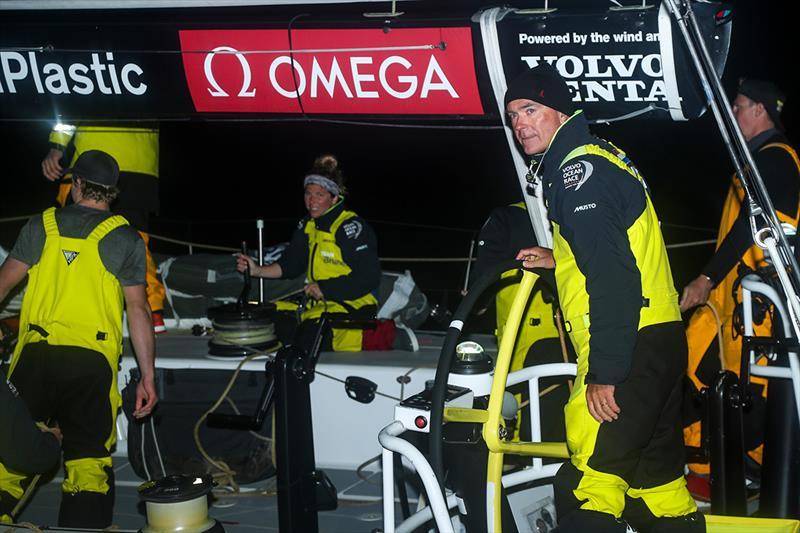 Team Brunel  - Volvo Ocean Race Leg 9, from Newport to Cardiff, arrivals. 29 May, 2018 - photo © Jesus Renedo / Volvo Ocean Race