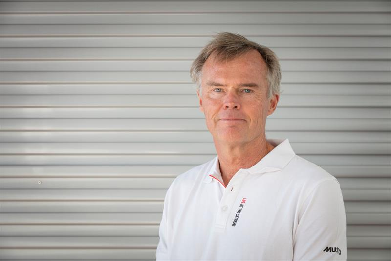 Johan Salen is Managing Director of The Ocean Race - photo © Ainhoa Sanchez / Volvo Ocean Race