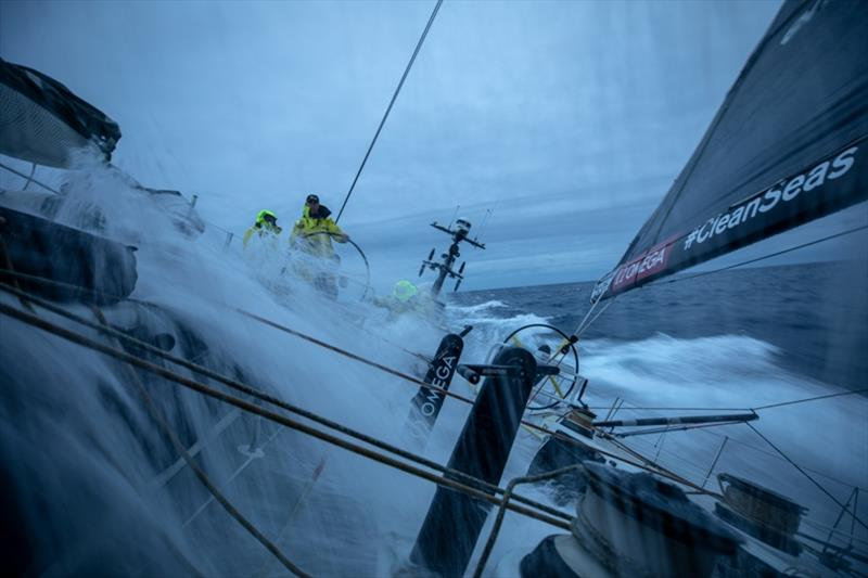 Volvo Ocean Race Leg 10, from Cardiff to Gothenburg, day 03, on board Brunel. - photo © Sam Greenfield / Volvo Ocean Race