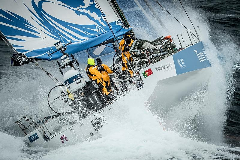 Turn the Tide on Plastic - Leg 10 from Cardiff to Gothenburg.  - photo © Ainhoa Sanchez / Volvo Ocean Race