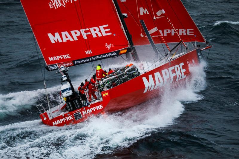 MAOFRE - Leg 10, from Cardiff to Gothenburg, arrivals. 14 June, . - photo © Ainhoa Sanchez / Volvo Ocean Race