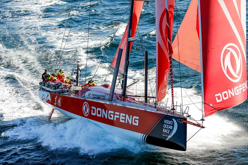 Dongfeng - Leg 11, from Gothenburg to The Hague, Day 02. 22 June, 2018. - photo © Ainhoa Sanchez / Volvo Ocean Race