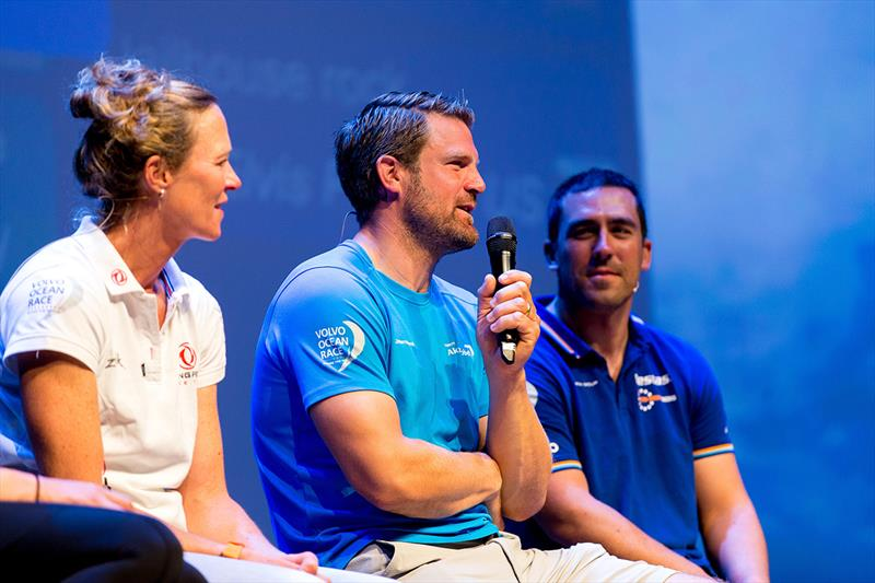 The Hague stopover. Ocean Summit. 28 June, 2018. - photo © Pedro Martinez / Volvo Ocean Race