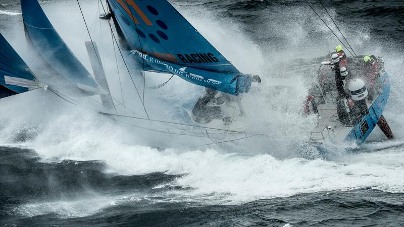 Official video of 2017/18 Volvo Ocean Race now released