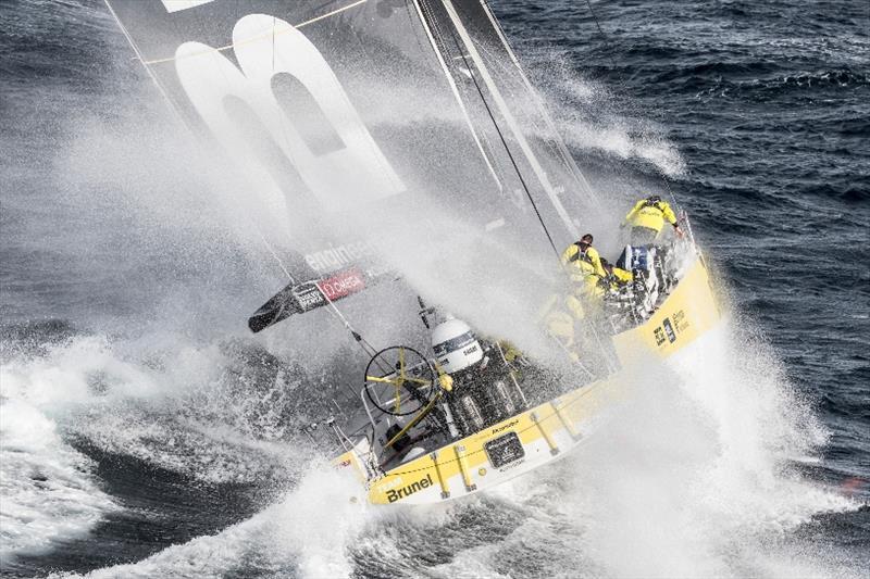 The Ocean Race bags hat-trick of shortlists for prestigious