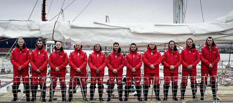 Clipper 2019-20 Round the World Yacht Race skippers revealed
