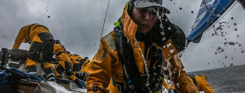 Leg 10, from Cardiff to Gothenburg, day 04 on board Turn the Tide on Plastic. - photo © Jen Edney / Volvo Ocean Race