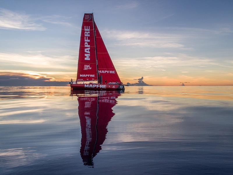 Mapfre -  Leg 4, 2017/18 Volvo Ocean Race January 10, 2018 - photo © Ugo Fonolla / Volvo Ocean Race