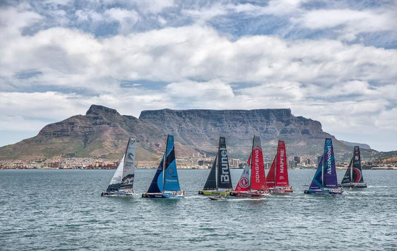 Up to eight VO65's could compete in The Ocean Race - In Port Race, Cape Town - Volvo Ocean Race, December  7, 2017 - photo © Ainhoa Sanchez / Volvo Ocean Race
