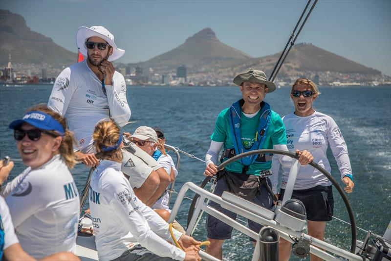 In Port Racing is a great opportunity for boat sponsors, Cape Town - Volvo Ocean Race, December  8, 2017 - photo © The Ocean Race
