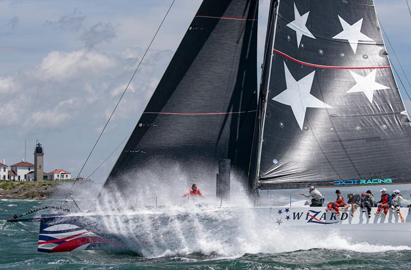 USA 70000 Wizard, David and Peter Askew, during the 165th New York Yacht Club Annual Regatta - photo © Daniel Forster