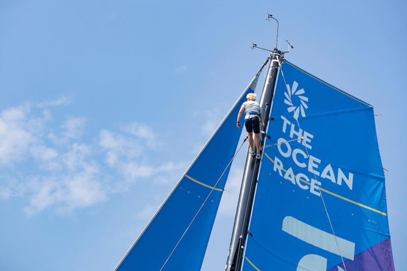 The Ocean Race European Tour corporate sailing event in Kiel, Germany, June 19, - photo © Ainhoa Sanchez / The Ocean Race