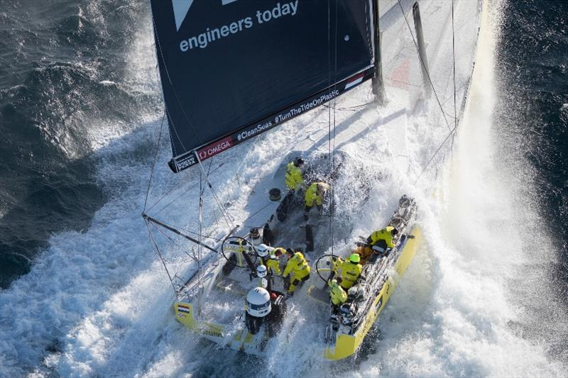 Fully crewed VO65s and IMOCAs will take part in The Ocean Race Europe - photo © Ainhoa Sanchez / Volvo Ocean Race