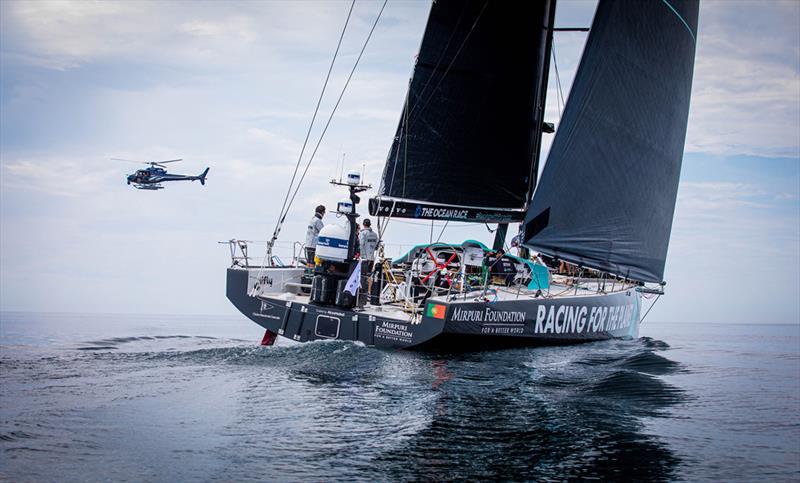 Mirpuri Foundation Racing Team - The Ocean Race Europe ©Marc Bow / Volvo Ocean Race