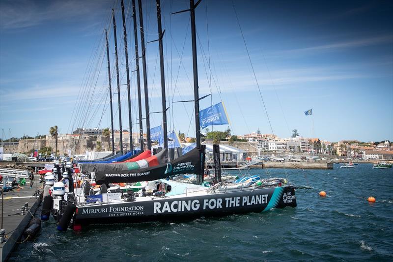 Mirpuri Foundation Racing Team - The Ocean Race Europe - photo © Marc Bow