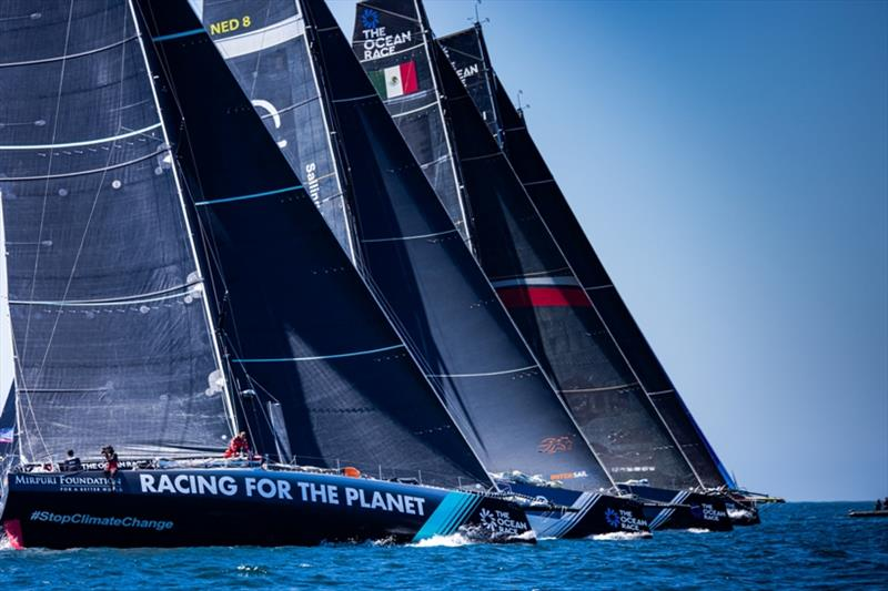 The Ocean Race Europe - Tied at the top ahead of Sunday start of all-important final leg to Genova