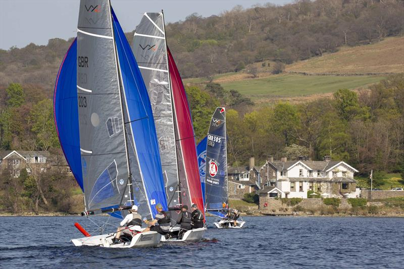 VX Ones during the Ullswater Daffodil Regatta - photo © Tim Olin / www.olinphoto.co.uk