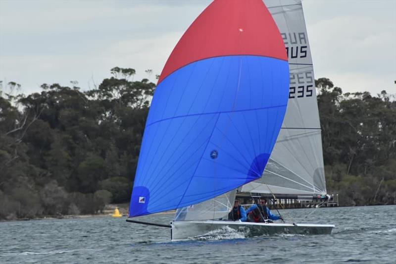 2019 Victorian VX One Championships at Metung Yacht Club